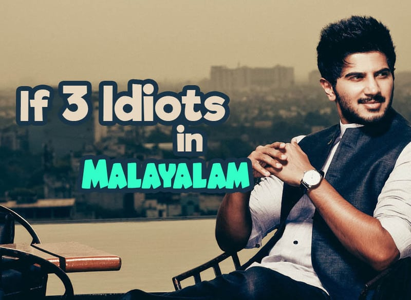 They Would Be Perfect For 3 Idiots Remake In Malayalam Wirally