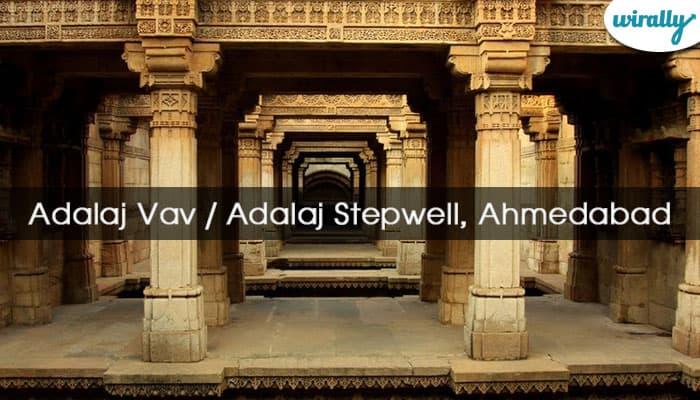 Adalaj Vav dalaj Stepwell Ahmedabad