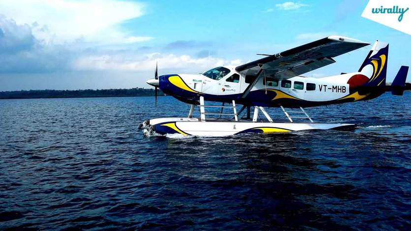 First SeaPlane operates andaman
