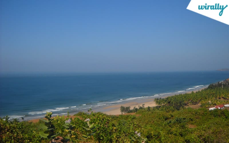 Ganapatipule Beach, Maharashtra