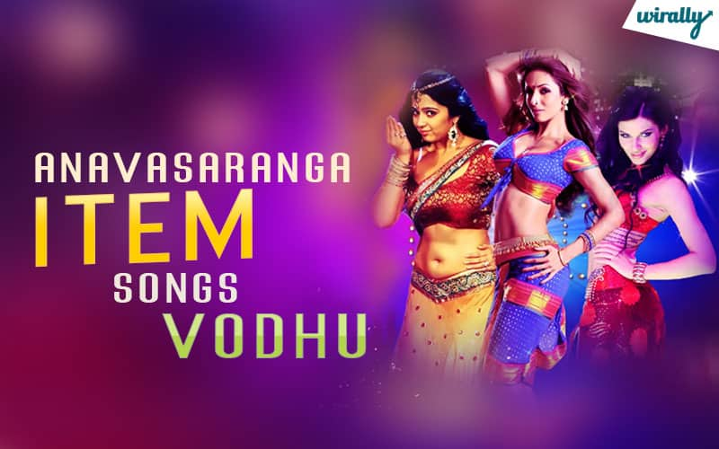 Item Songs copy
