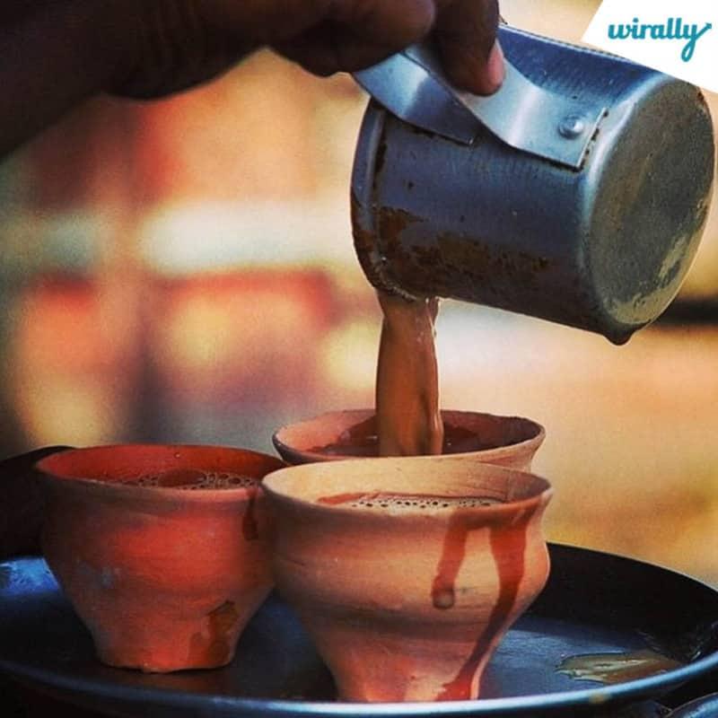 Matka chai