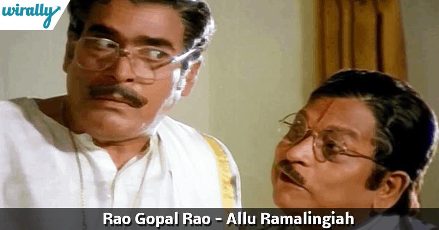 Rao-gopal
