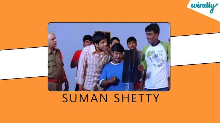 Suman Shetty
