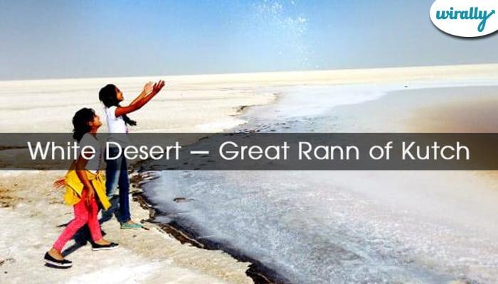 White Desert – Great Rann of Kutch