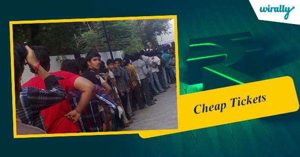 cheap tickets