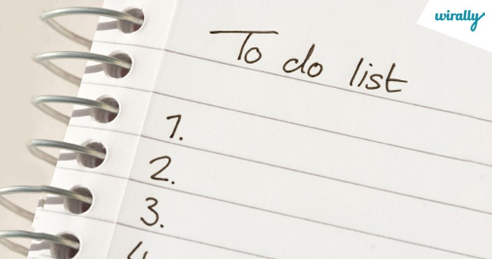 to do list final