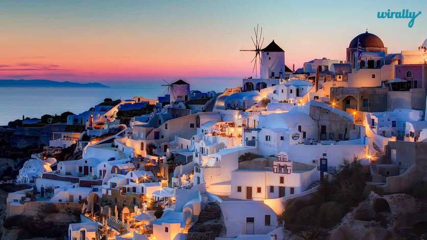 2 Santorini Island, Greece