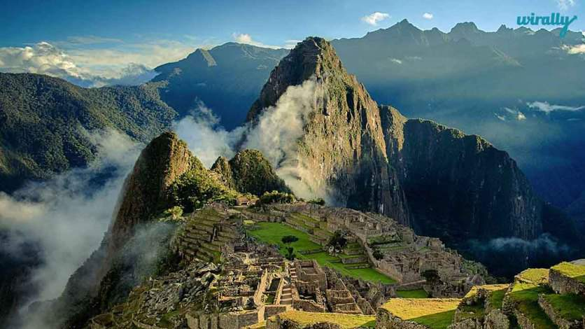 6 Machu Picchu, Peru