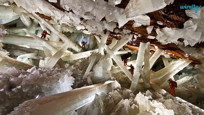 8 Naica Mine, Mexico