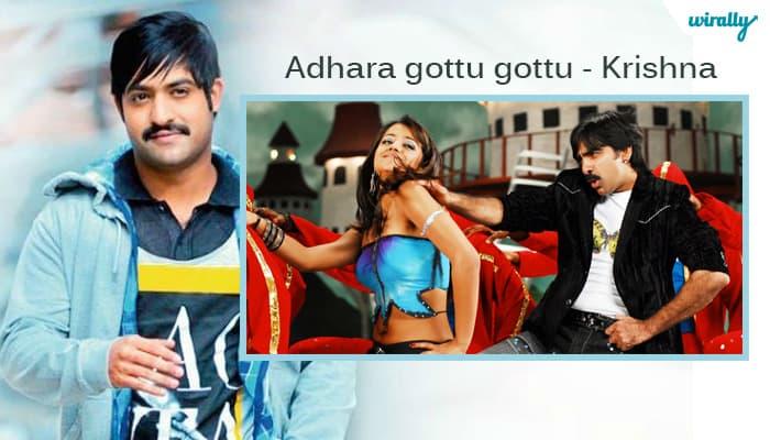 Adhara gottu gottu - Krishna