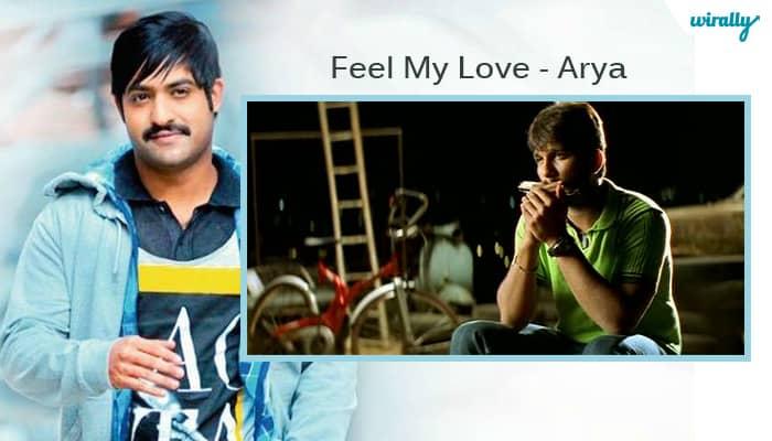 Feel My Love - Arya
