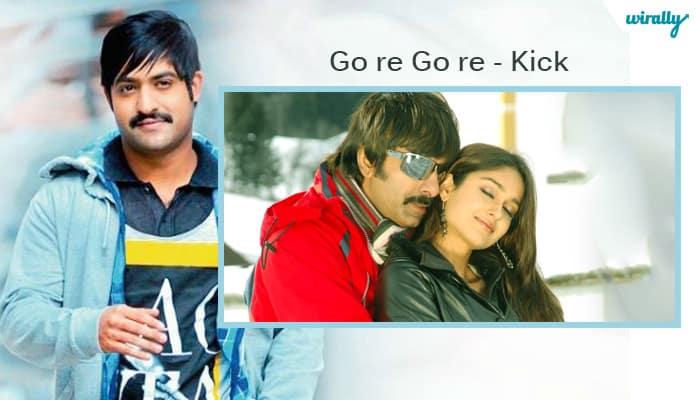 Go re Go re - Kick