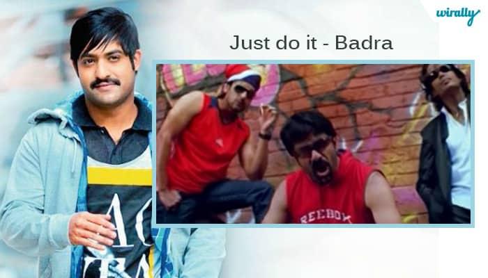 Just do it - Badra