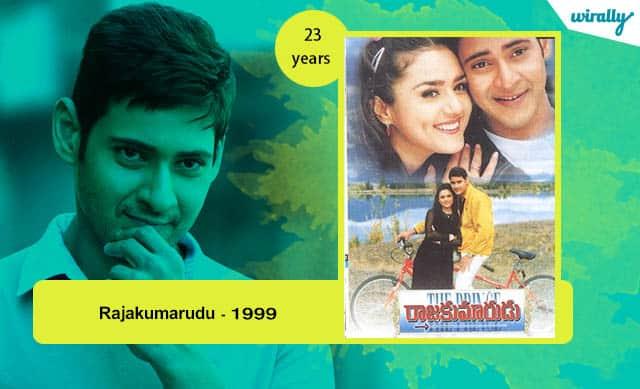 Rajakumarudu - 1999