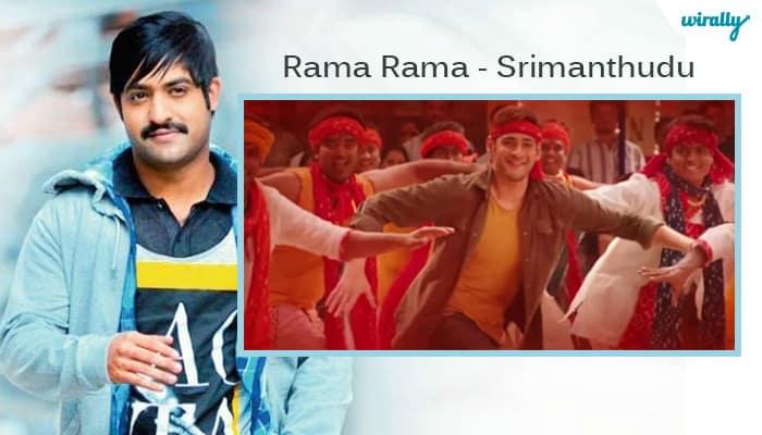 Rama Rama - Srimanthudu