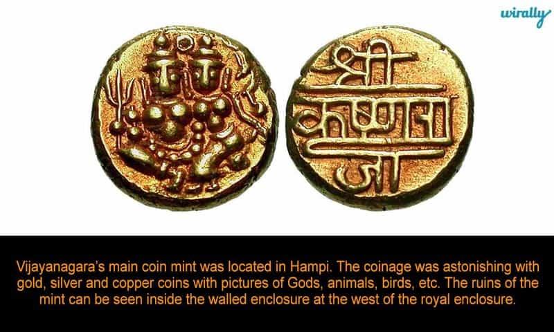 hampi gold coin