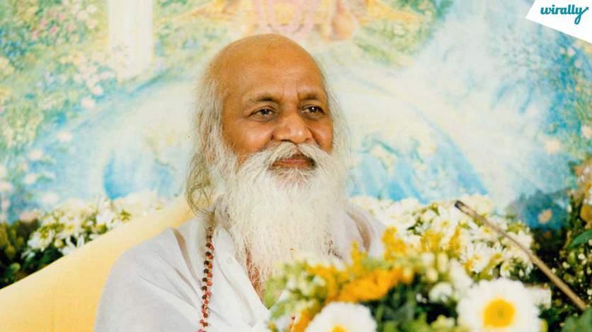 maharishi yogi