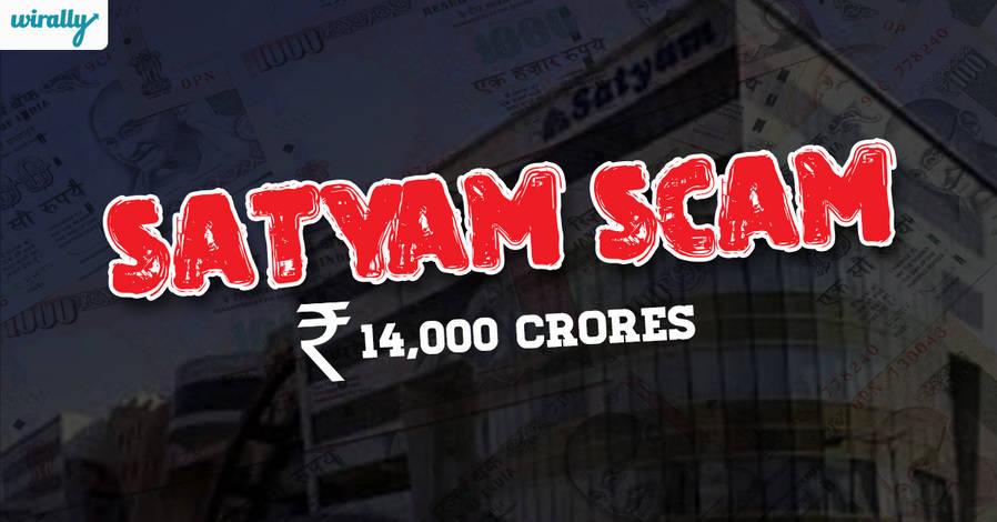 satyam-scam