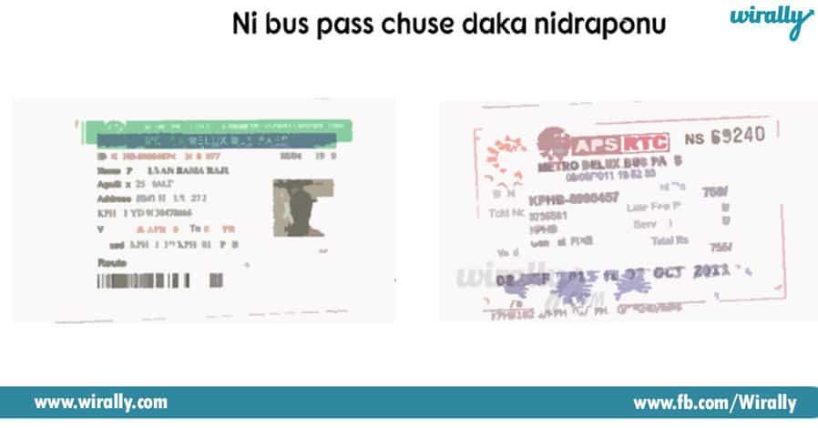 7 - bus pass
