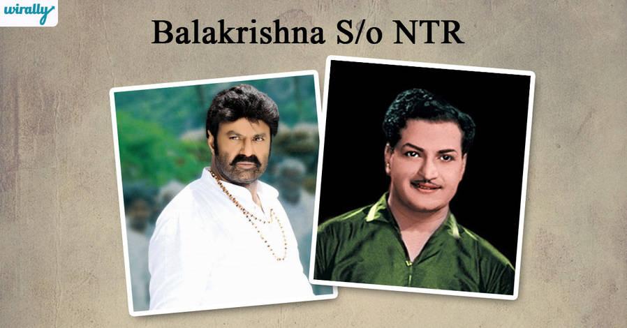 Balakrishna - NTR