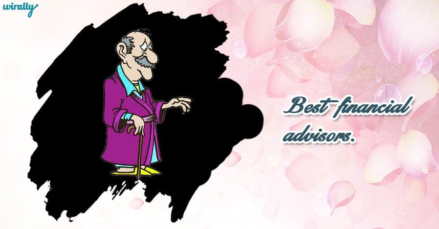 Best financial advisors.
