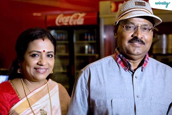 Bhagyaraj & Poornima