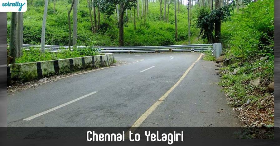 Chennai-to-Yelagiri