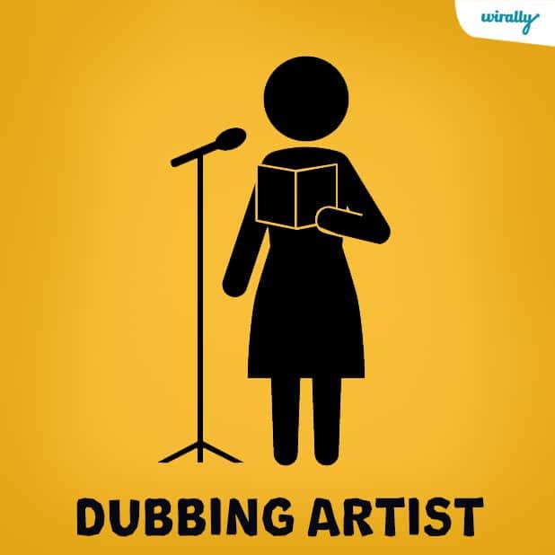 Dubbing Artist