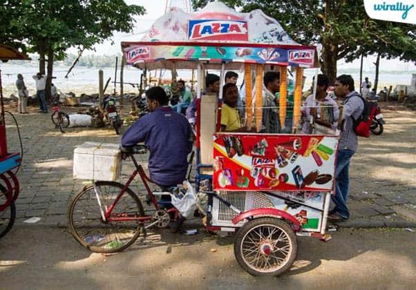 Ice cream bandi