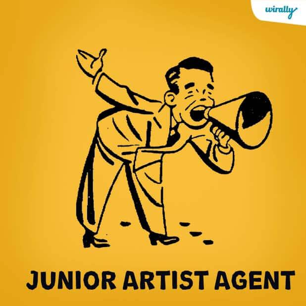 Junior Artist Agent