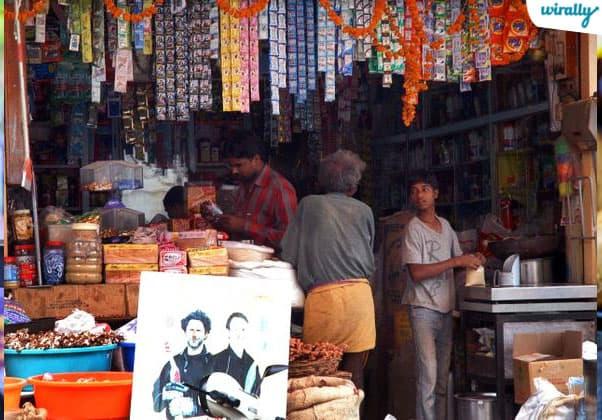 Kirana shop
