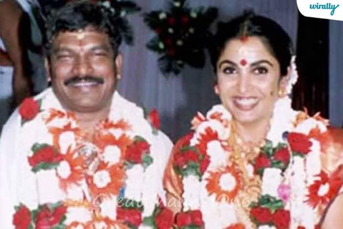 Krishna Vamsi & Ramya Krishna