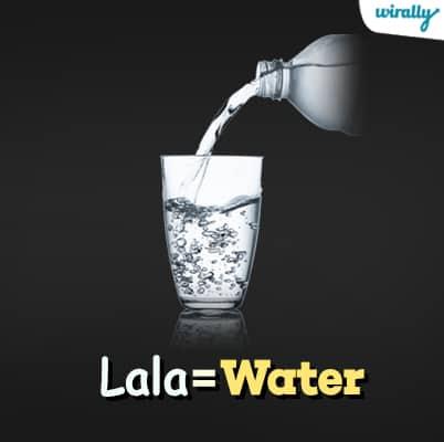 Lala-Water