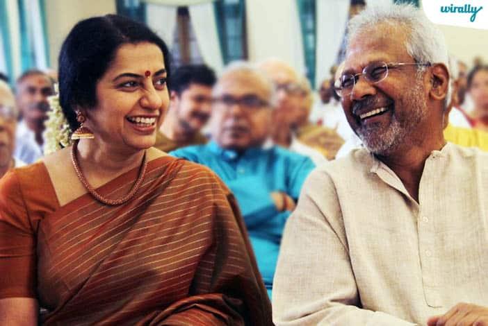 Mani Ratnam & Suhasini