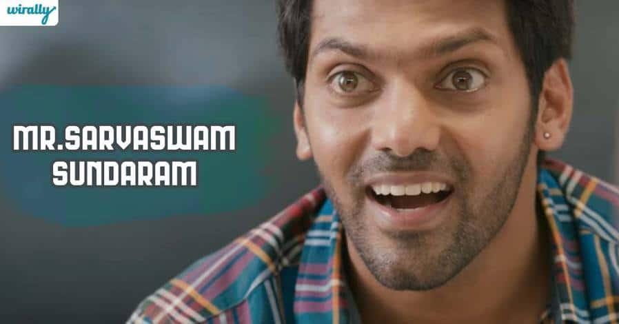 Mr.Sarvaswam-Sundaram