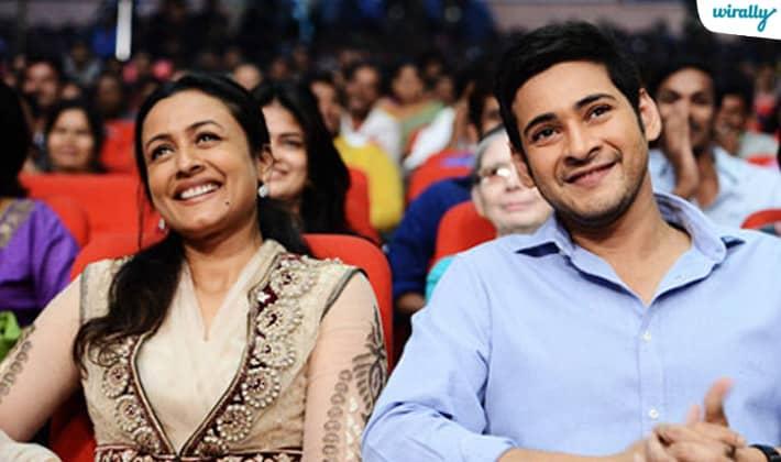 Namrata Shirodkar - Mahesh Babu's wife
