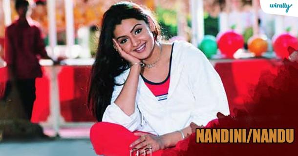 Nandini Nandu