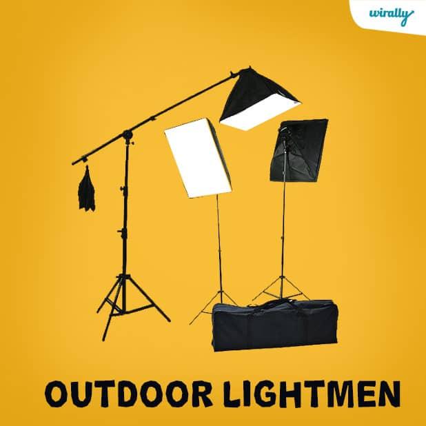 Outdoor Lightmen
