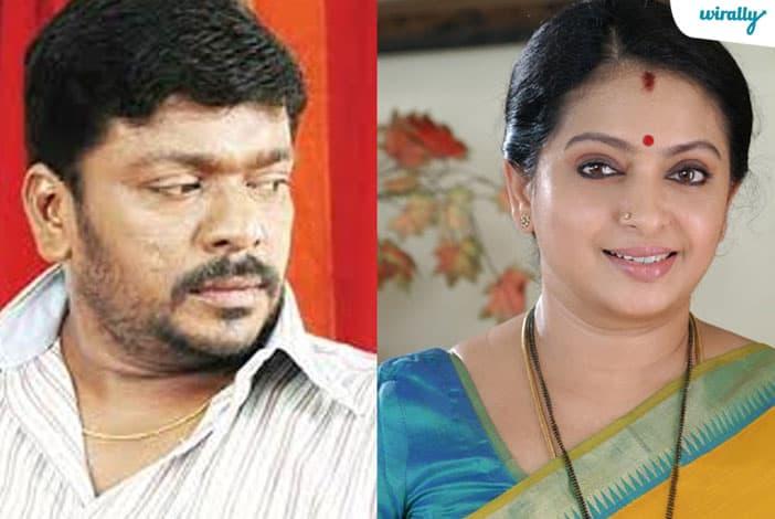 Parthiban & Seetha