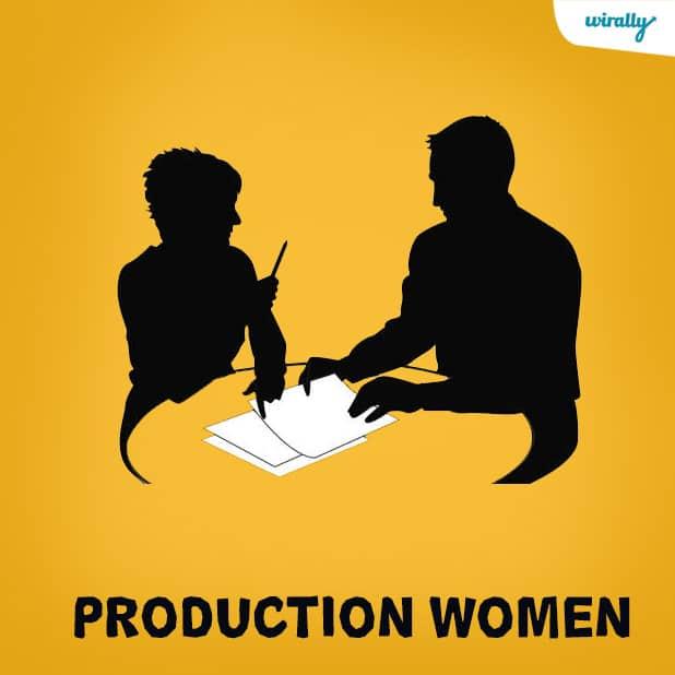 Production Women