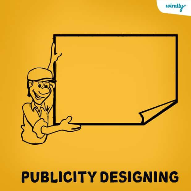 Publicity Designing