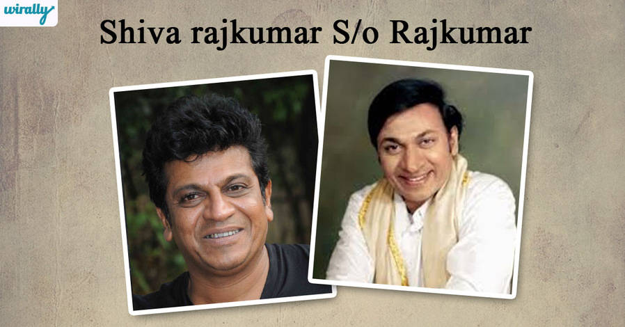Shiva rajkumar - Rajkumar