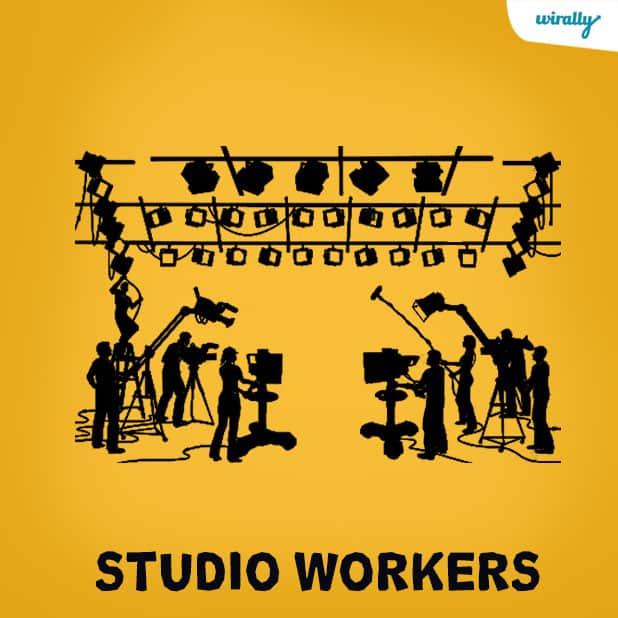 Studio Workers