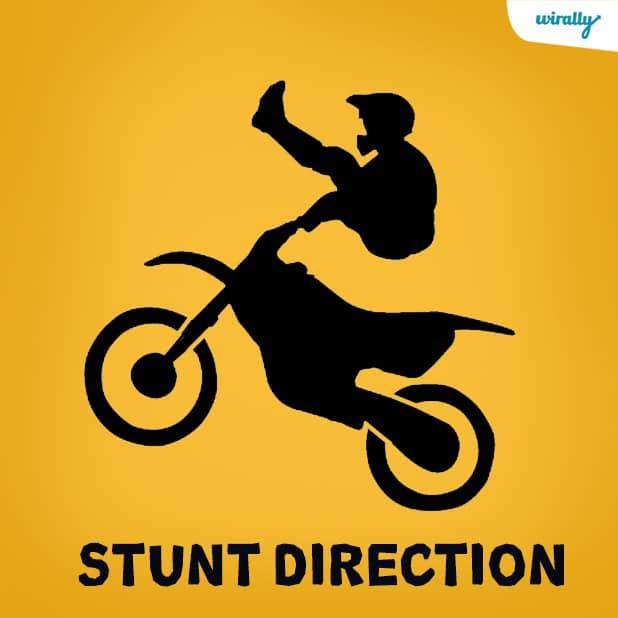 Stunt Direction