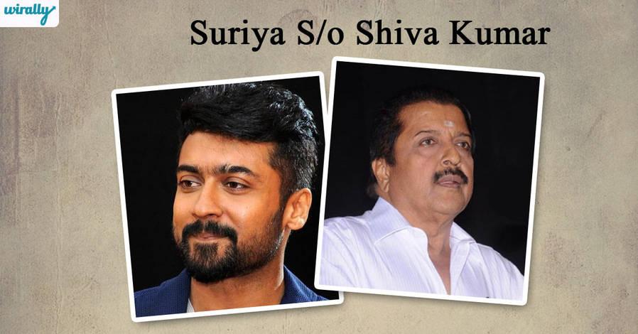Suriya - Shiva Kumar