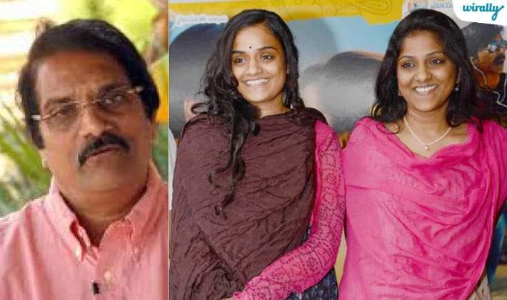 Swapna & Priyanka Dutt - Ashwini dutt's daughters