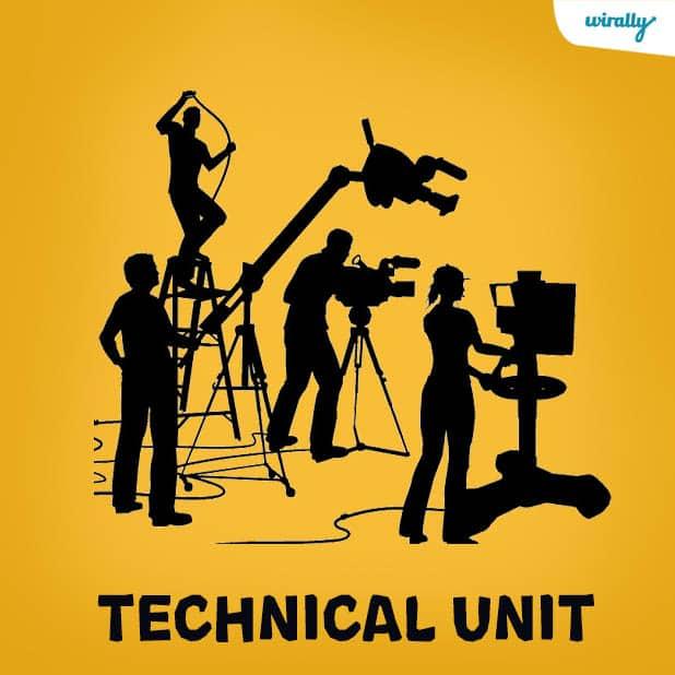 Technical unit