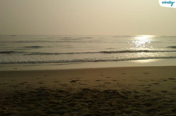 Uppada Beach
