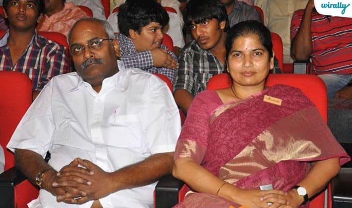 Valli - Keeravani's wife